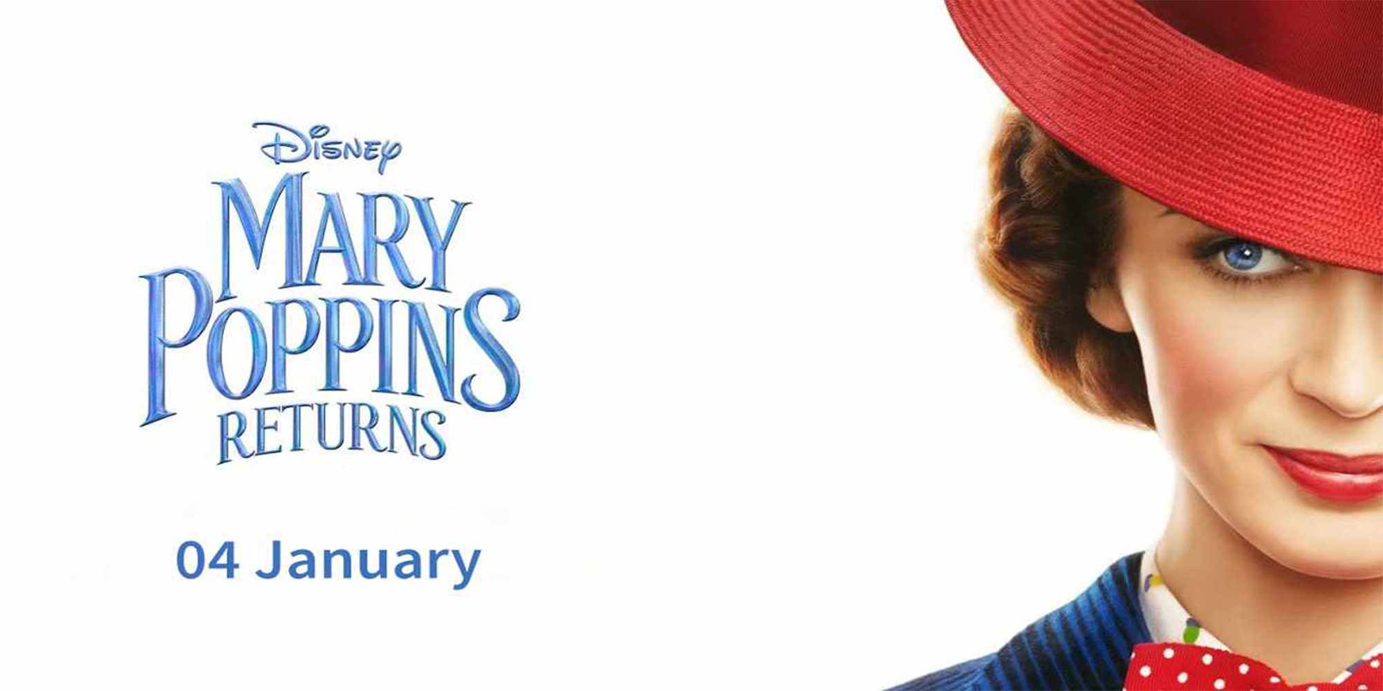 3D: Mary Poppins Returns