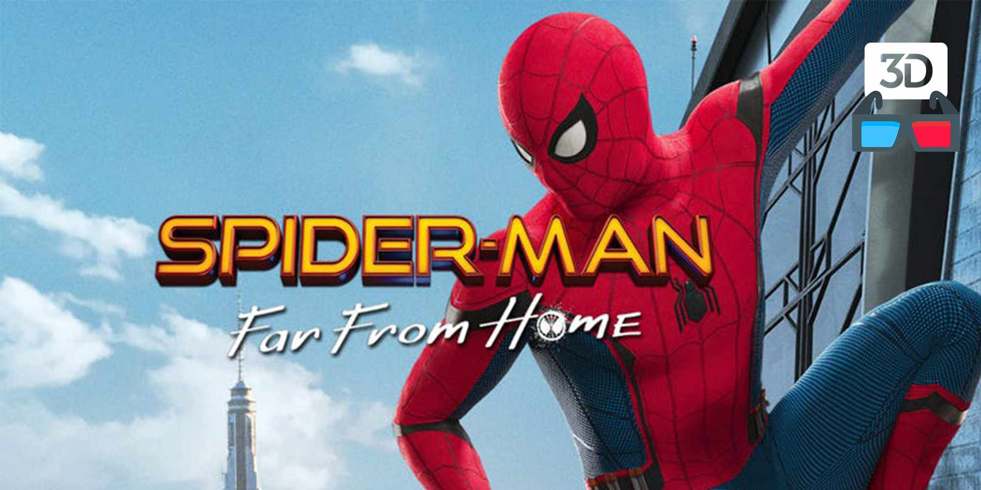 3D: Spider-Man: Far from Home